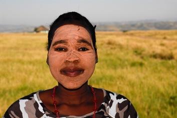 Transkei Faces