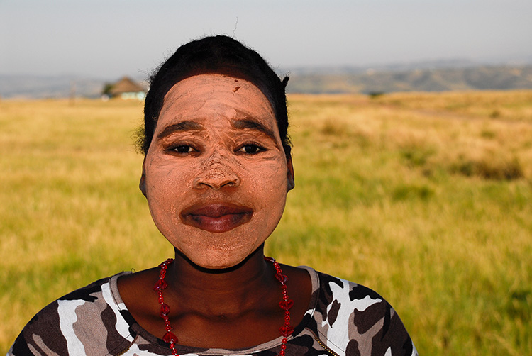 Transkei Faces